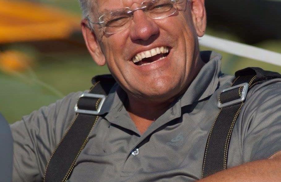 Sven Calsbach - 3. Platz DM Motorkunstflug