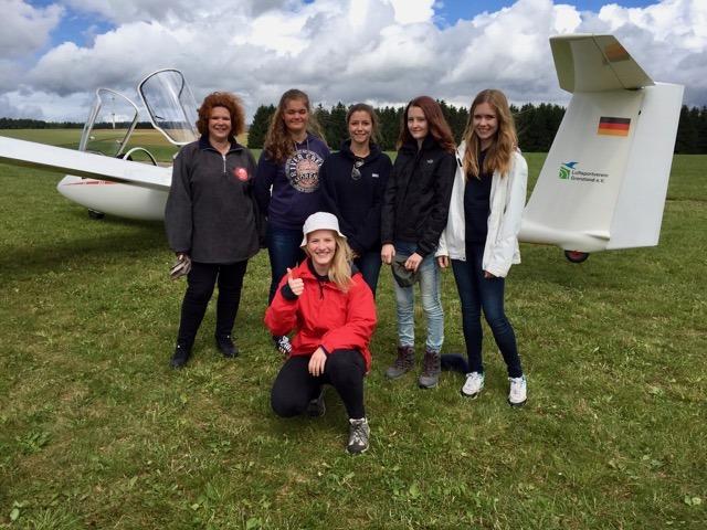 Annas Traum vom Fliegen: Wettbewerb