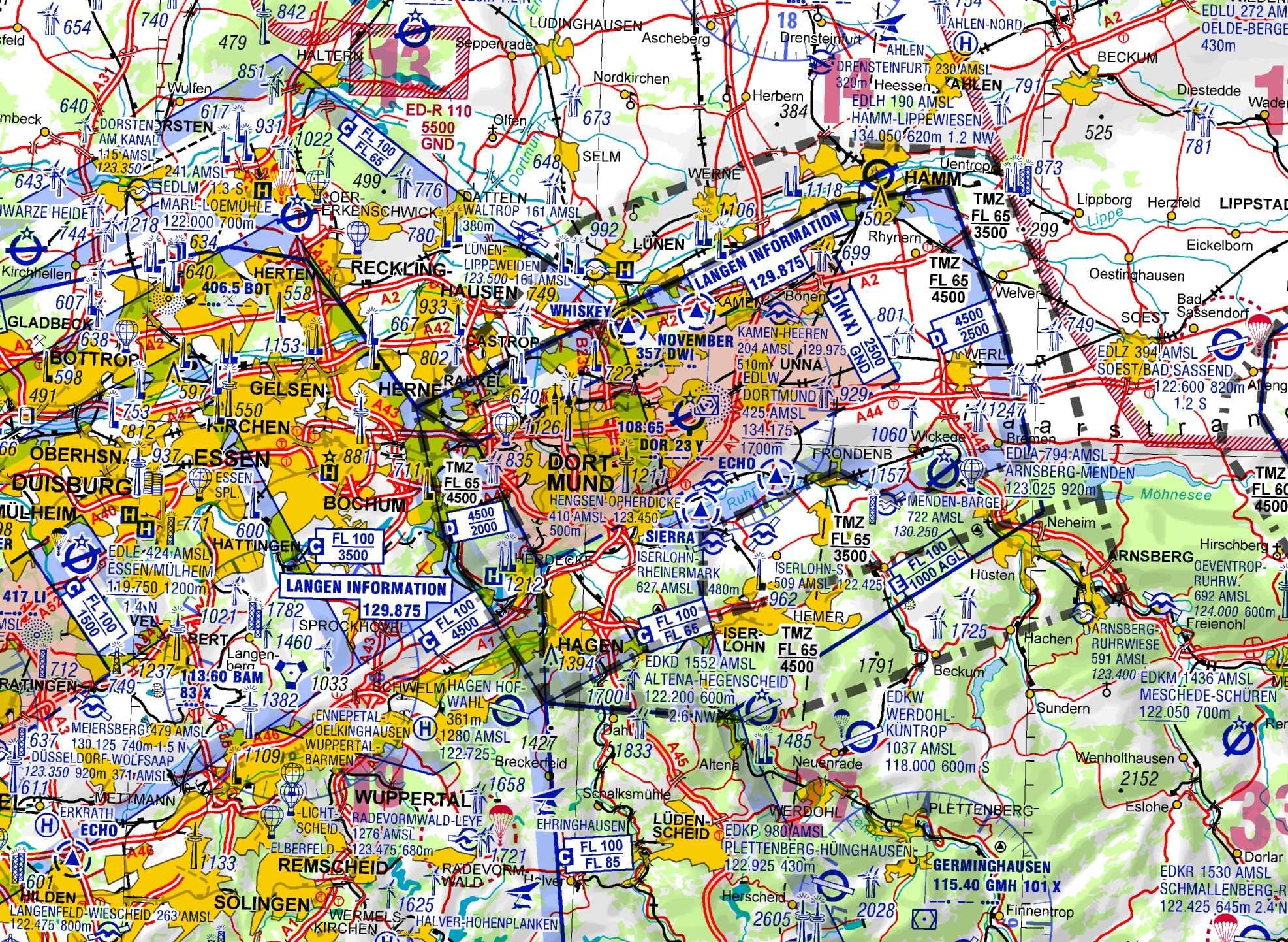 Luftraumbriefing 2017