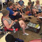 Saumagen,Thermik und Welle