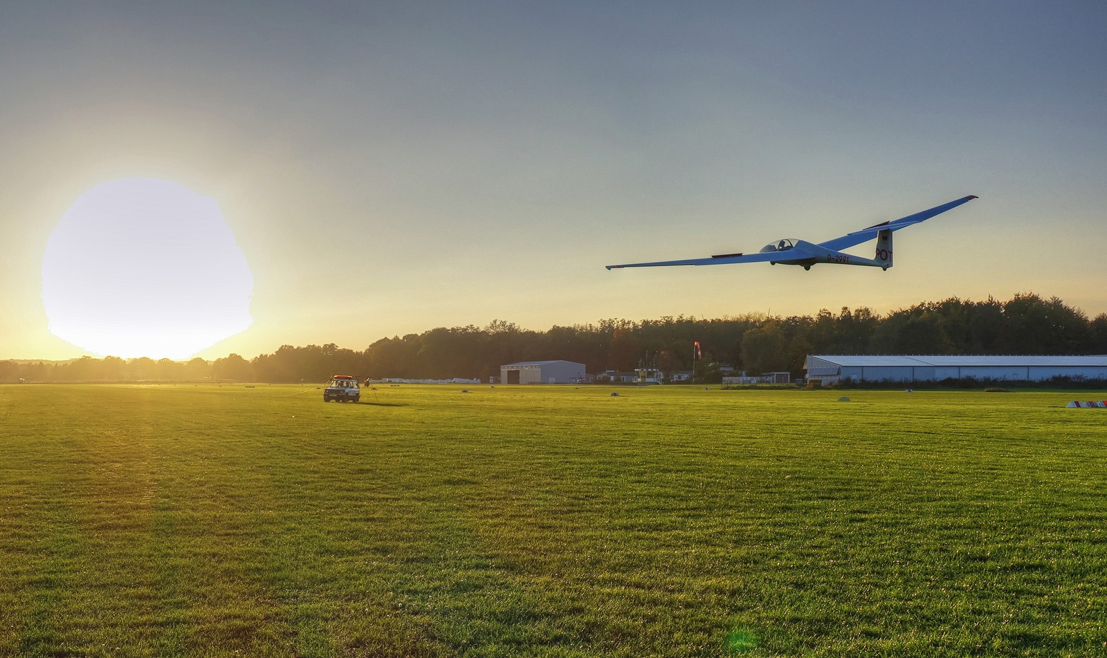 LSV-Grenzland - Fliegen am Niederrhein